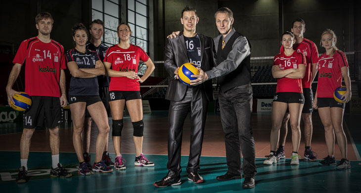 volleyball business cup